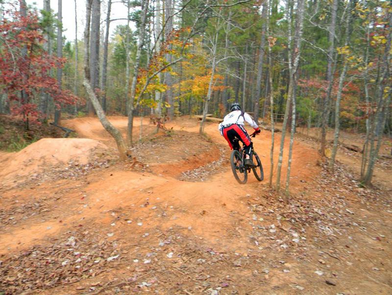 Blankets Creek Trail