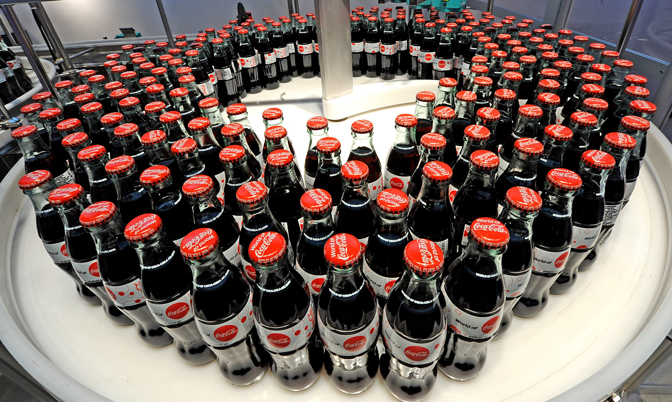 Atlanta-World-of-Coca-Cola-Bottles