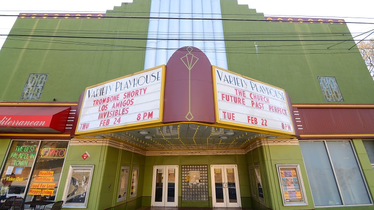 Variety Playhouse - Little 5 Points Atlanta