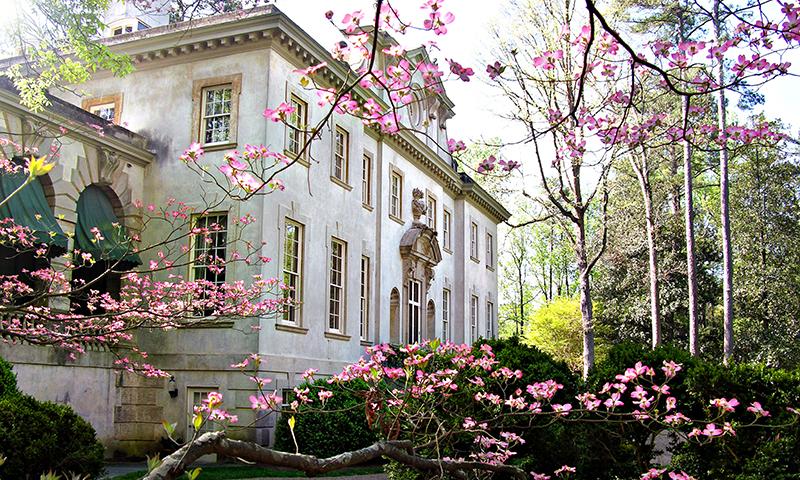 Atlanta History Center Goizueta Gardens