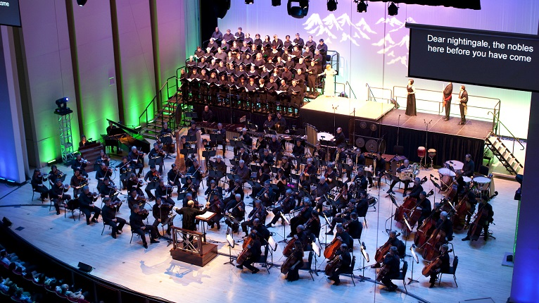 Atlanta Symphony Orchestra Stage