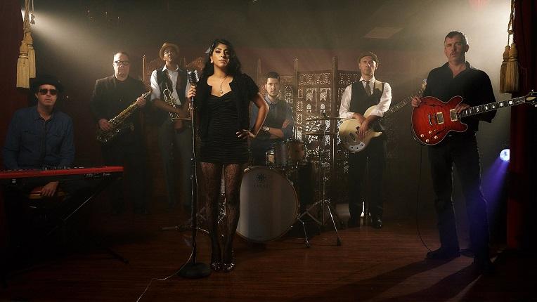 Ruby Velle & The Soulphonics - Atlanta Music Artists