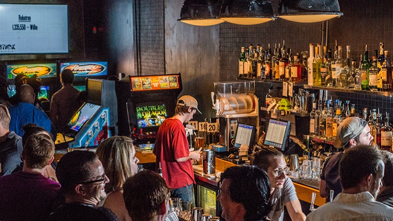 Joystick Gamebar in Atlanta