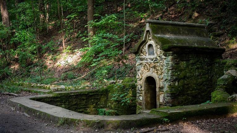 Cascade Springs Nature Preserve - Southwest Atlanta Georgia
