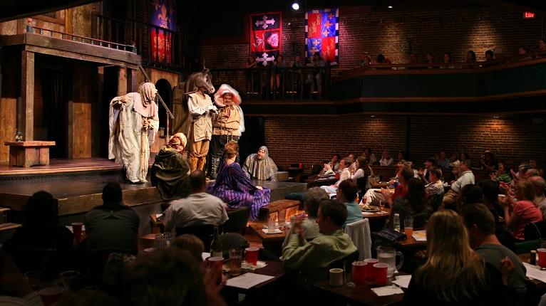 Shakespeare Tavern Playhouse and Restaurant in Atlanta GA
