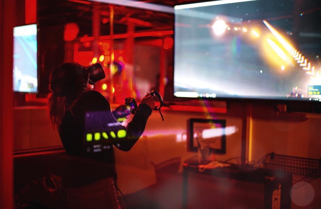 Revery: Virtual Reality Bar in Atlanta GA