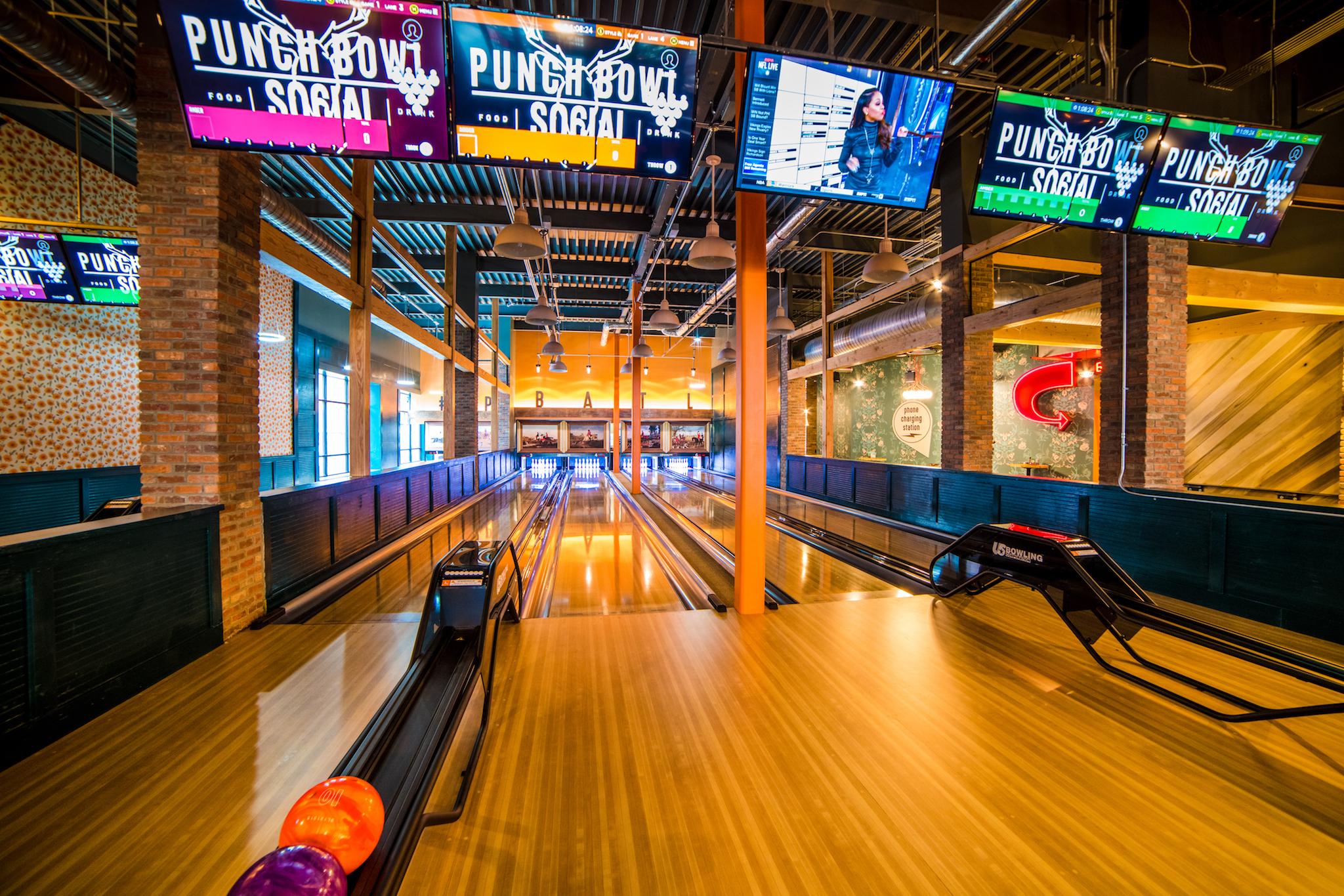 Punch Bowl Social Atlanta GA