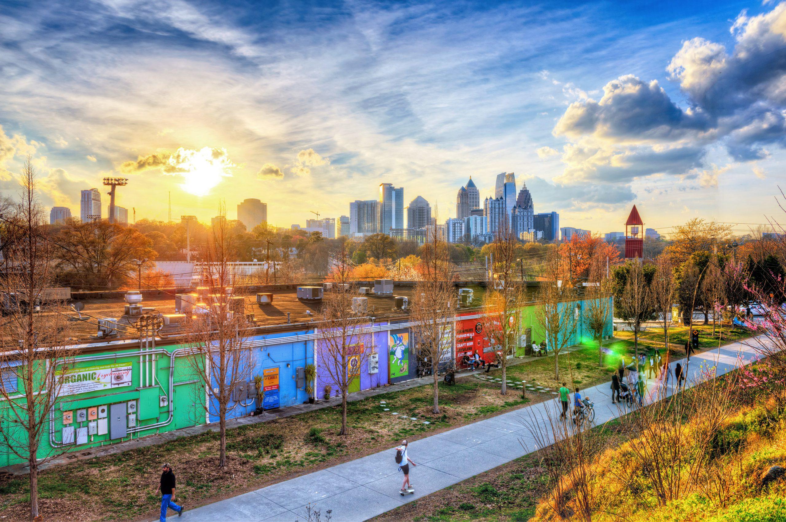 Art on Atlanta's Beltline