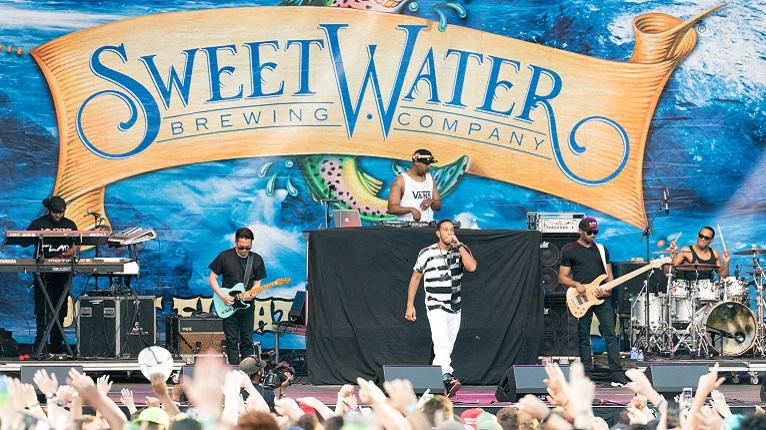 Atlanta Sweetwater 420 Music Festival - Ludacris